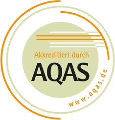 Akkreditiert durch AQAS e.V.