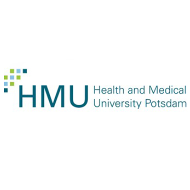 HMU - Health and Medical University Potsdam Logo