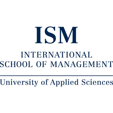 ISM - International School of Management Logo