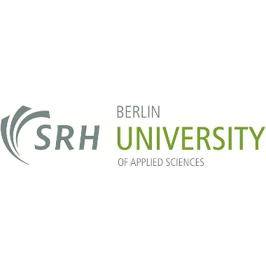 SRH Berlin University of Applied Sciences Logo