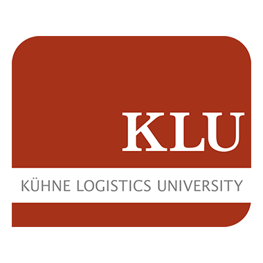 Logo KLU - Kühne Logistics University